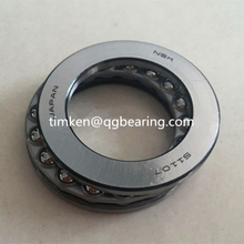 51100 thrust ball bearing single direction