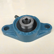 UCFL208 2-bolt flange bearing unit