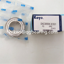 KOYO bearing DAC3055W-3CS31 ATV wheel bearing