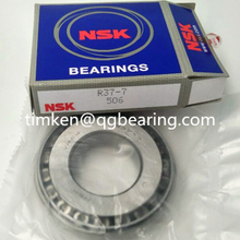 NSK rolling bearings R37-7 tapered roller bearing