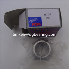 NSK bearing unit H307 adapter sleeve for metric shaft