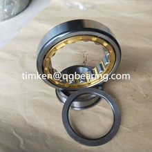 NUP211 cylindrical roller bearing single row