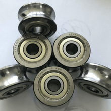LFR5301-10-2Z track rollers with profiled outer ring