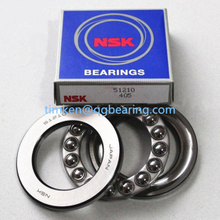 Thrust bearing 51210 ball bearing