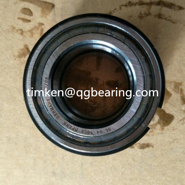 SL045014PP Sheave Bearing 2 Rows Full Complement Cylindrical